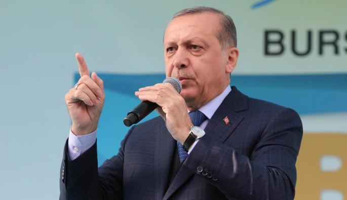 Cumhurbaşkanı Erdoğan Bursa'dan ayrıldı