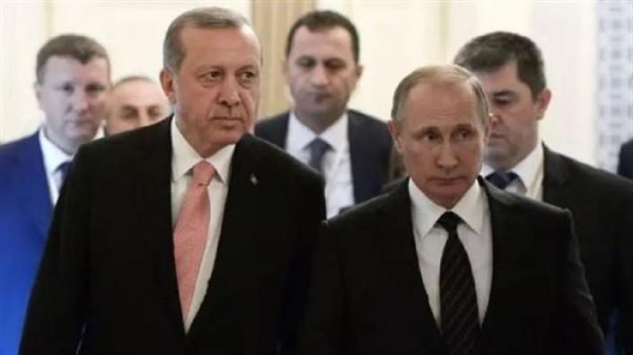 Erdoğan'dan Putin'e 'İdlib' mesajı