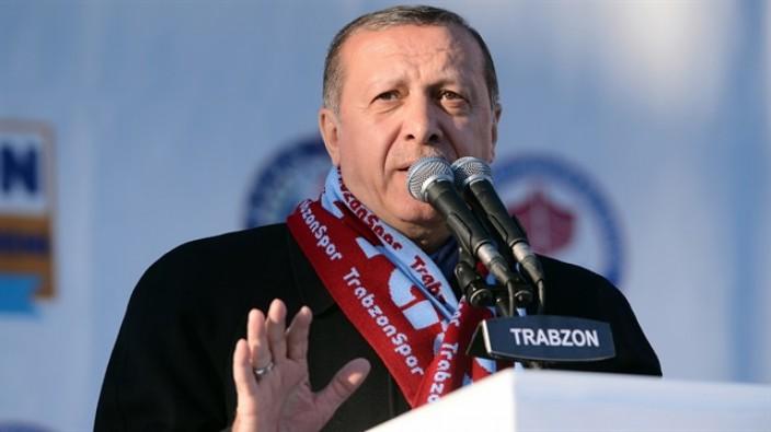 Erdoğan'dan yeni harekat sinyali