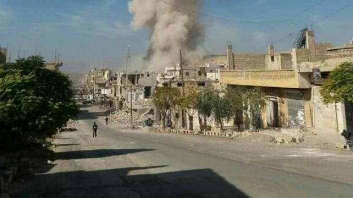 Esed rejimi İdlib'de camiyi vurdu