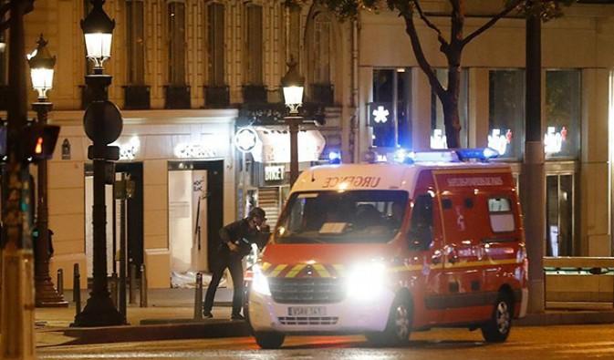 Fransa'da polise saldırı! Ölü ve yaralılar var