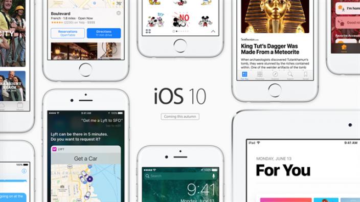 iOS 10.3.1 güncellemesi yayında