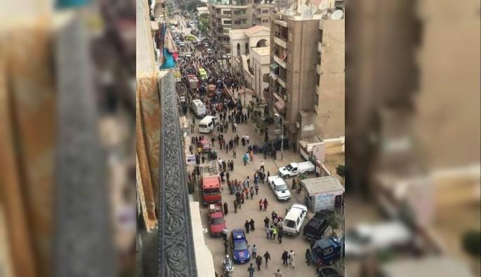 Mısır'da bir bomba daha patladı