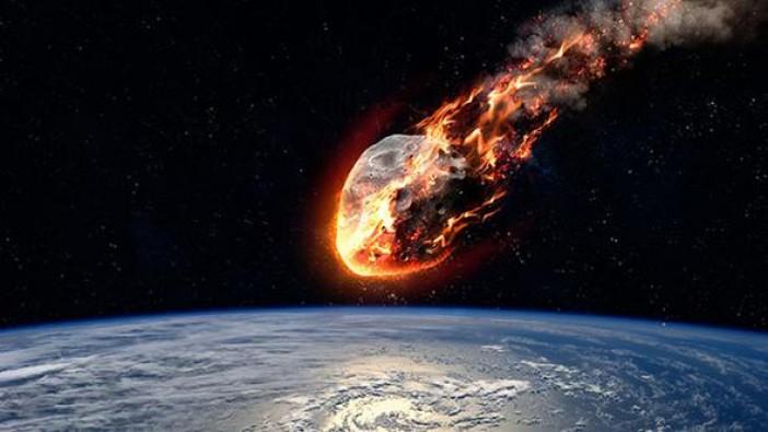 NASA, dev bir göktaşının dünyaya yaklaştığını açıkladı