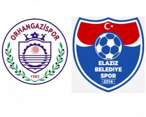 Orhangazispor-Elaziz Belediyespor saat 13.30'da Bursa TV'de