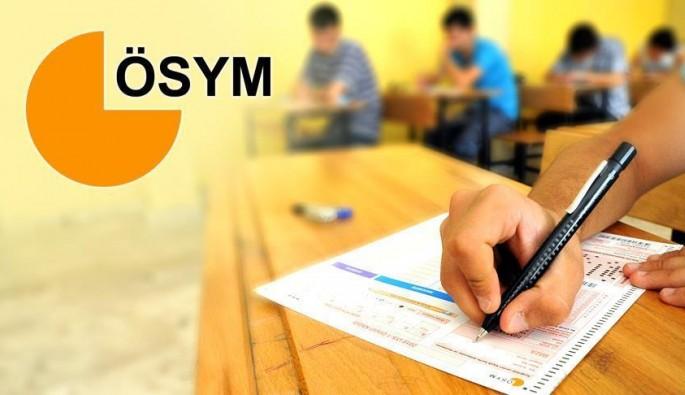 ÖSYM'nin 'eczacılıkta uzmanlık' sınavı tarihi açıklandı!