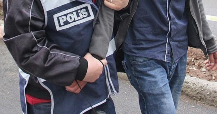 PKK'ya yardımdan aranan 1 şüpheli yakalandı