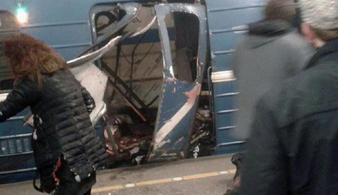 Rusya'da metroda patlama! Çok sayıda ölü var