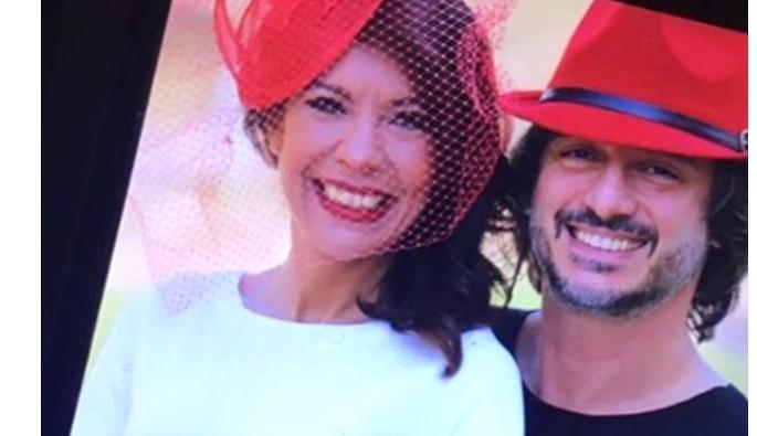 Şarkıcı Onur Mete, Aycan Dalkılıç ile evlendi