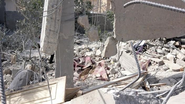 Suriye'de hastaneye saldırı