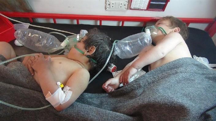 Suriye'de kimyasal silah kullanıldığı kesinleşti