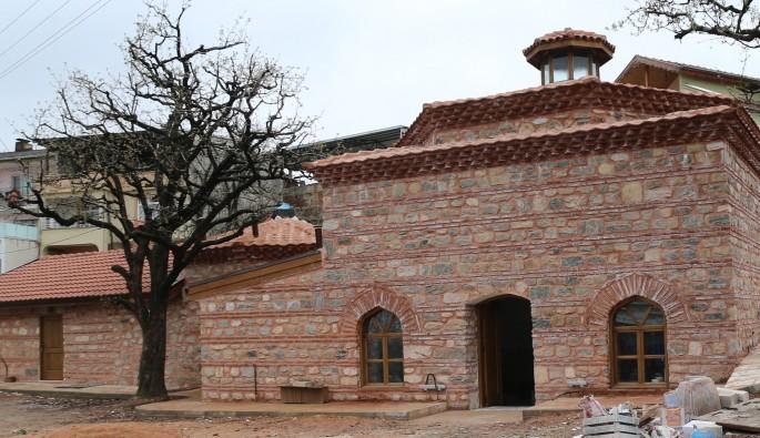 Tarihi Baba Sultan Hamamı restore ediliyor