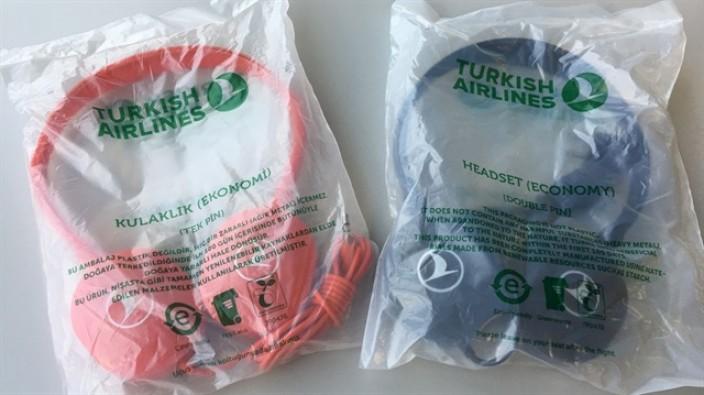 THY'de eko-plastik poşet dönemi