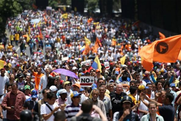 Venezuela'daki protestolarda ölü sayısı 22'ye yükseldi