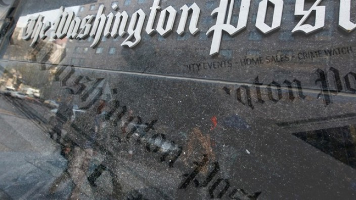Washington Post'tan terör propagandası