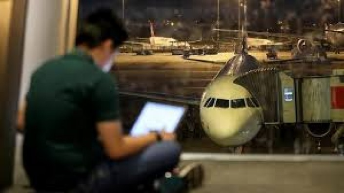 ABD'den uçaklarda elektronik eşya yasağı açıklaması