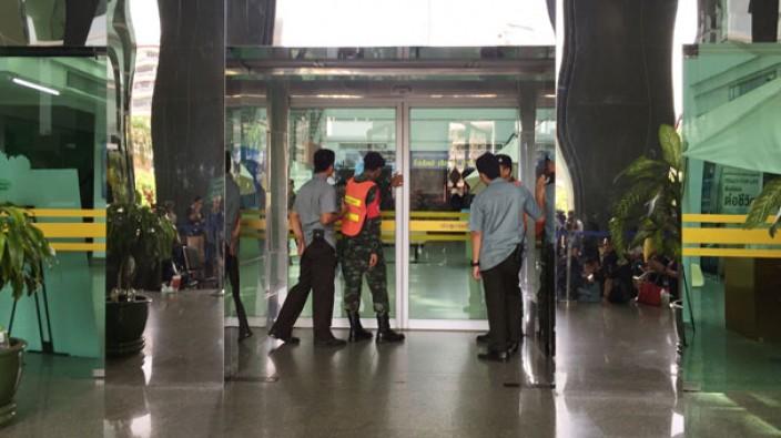 Bangkok'ta hastanede patlama: 20 yaralı