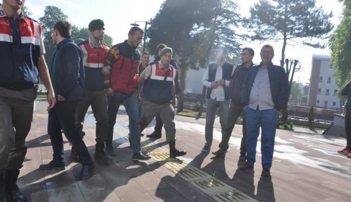 Bursa'da eşini öldüren adam adliyeye sevk edildi