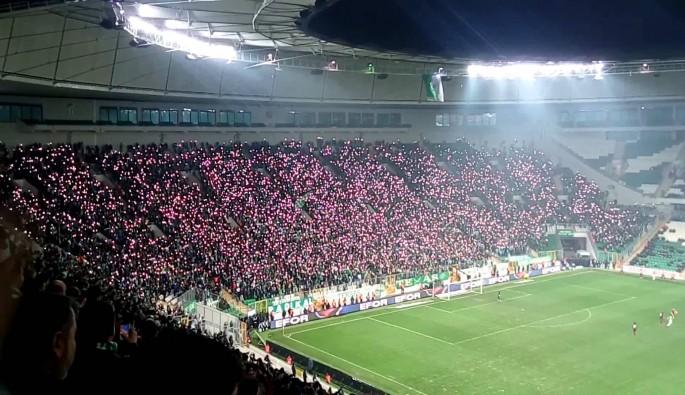 Bursaspor-Gençlerbirliği maçının bilet fiyatları açıklandı