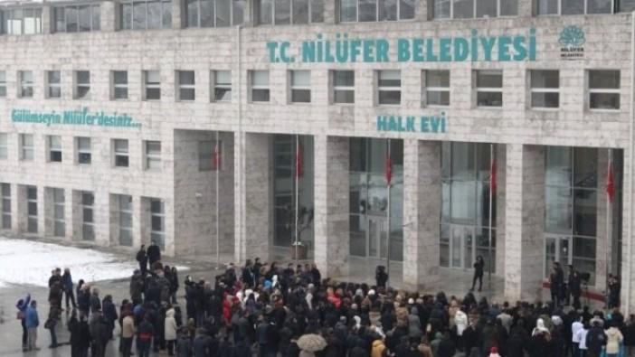 CHP'li Nilüfer Belediyesi'nde grev kararı