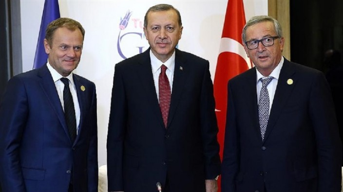 Cumhurbaşkanı Erdoğan Tusk ve Juncker ile görüşecek