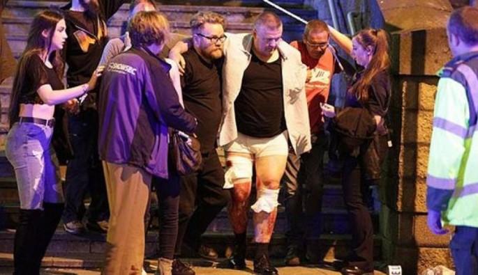 İngiltere'de konser alanında patlama: 19 ölü, 59 yaralı