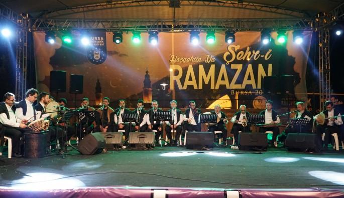 Merinos Park'ta Şehr-i Ramazan çoşkusu