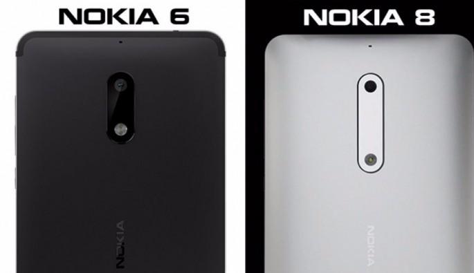 Nokia 8 ve 9 resmi tanıtım videosunda!