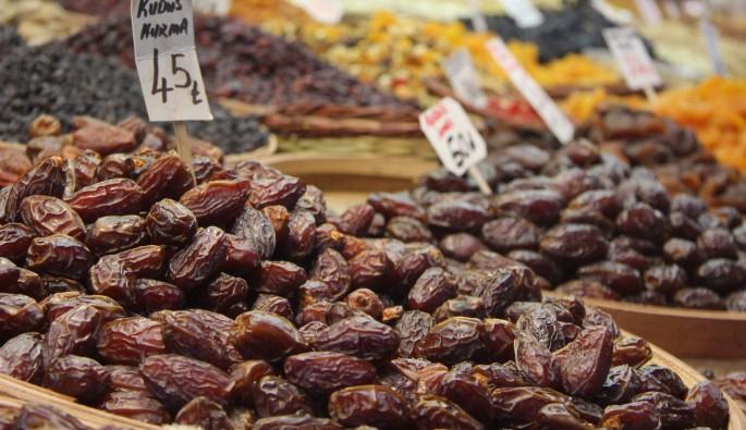 Ramazan ayında hurma fiyatlarına zam yok
