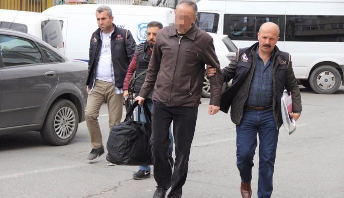 Samsun'da FETÖ soruşturması