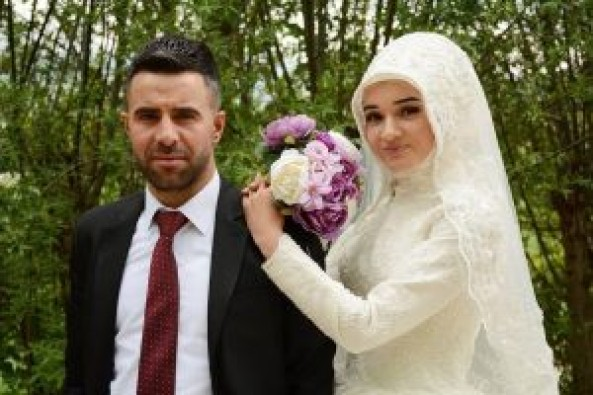 1 aylık eşi tarafından vurulan koca hayatını kaybetti