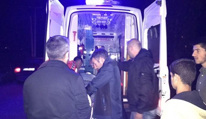 4 kişinin yaralandığı trafik kazasında can pazarı yaşandı
