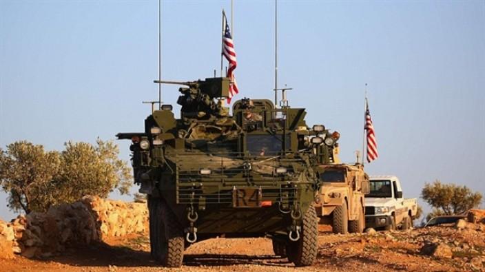 ABD, Irak-Suriye sınırına konuşlandı
