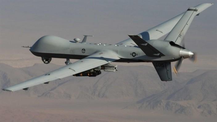 ABD Suriye'de rejime ait İran yapımı İHA düşürdü