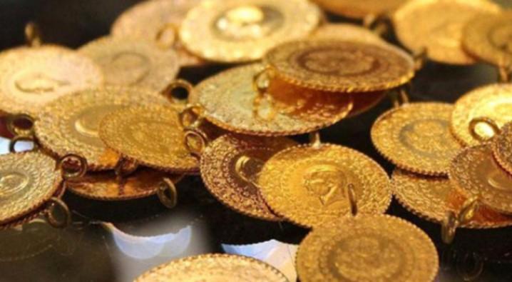 Altın fiyatları son 5 haftanın en düşük seviyesinde