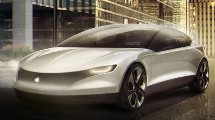 Apple'dan otomobil girişimi