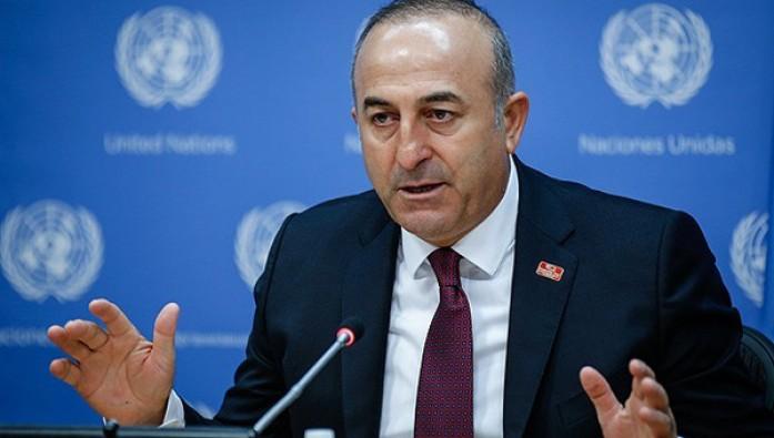 Bakan Çavuşoğlu'ndan Küba'ya ambargo değerlendirmesi