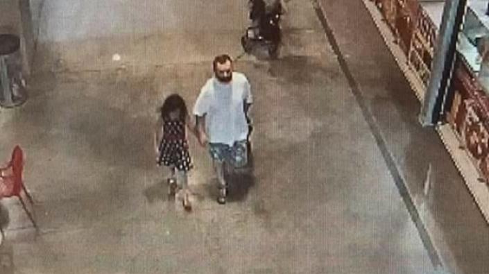 Belçika'da kaçırılan kız çocuğu bulundu