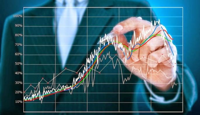 Borsa ilk yarıda rekor kırdı