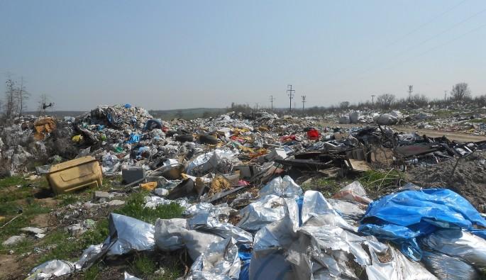 Bursa'da çöplükler yeşil alan oluyor