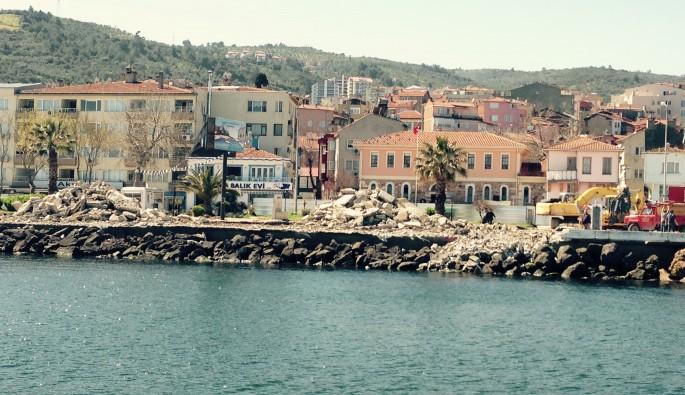 Bursa'da deniz'de erkek cesedi bulundu