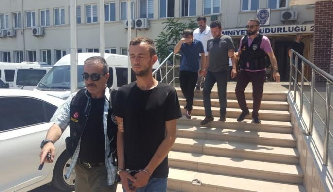 Bursa'da kıskıvrak yakalandılar