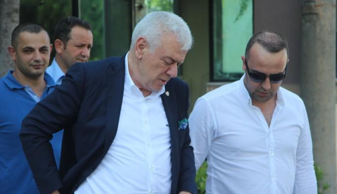 Bursaspor Başkanı'ndan suç duyurusu