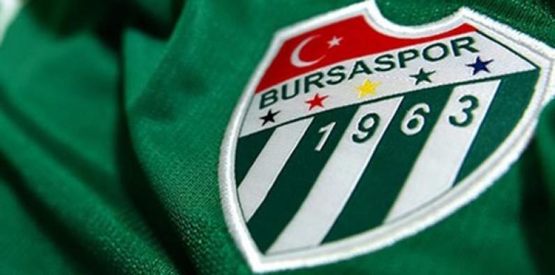 Bursaspor Kulübü'nden resmi açıklama!