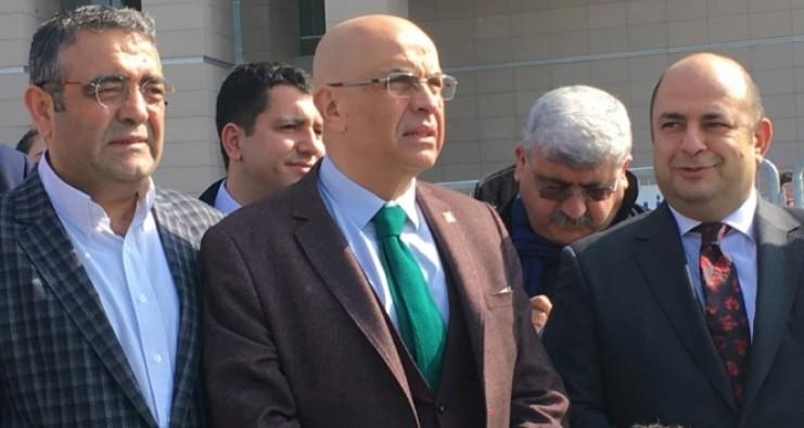 CHP'li Enis Berberoğlu için tutuklama kararı