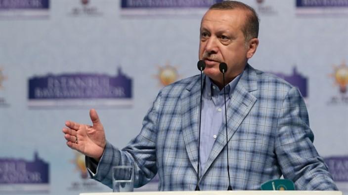 Cumhurbaşkanı Erdoğan: Faturayı asıl sahiplerine çıkaracağız