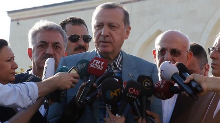 Cumhurbaşkanı Erdoğan'ın sağlık durumu iyi