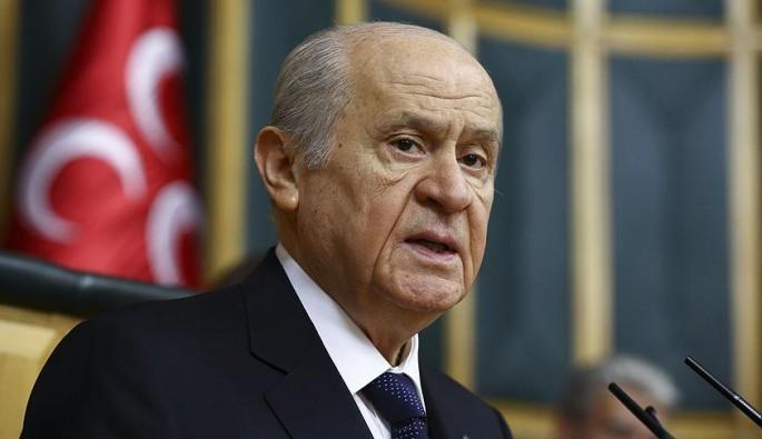 MHP Genel Başkanı Bahçeli'den CHP'ye eleştiri