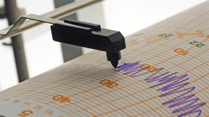 Ege 'de bir deprem daha