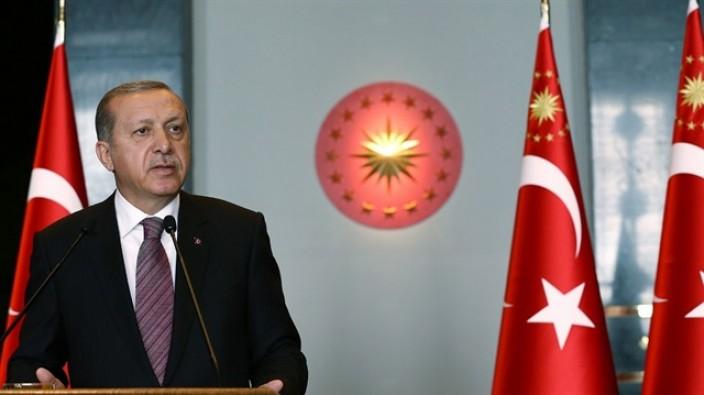 Erdoğan'dan ABD'ye koruma tepkisi